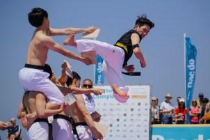 1st WTF World Taekwondo Beach Championships agones (3)