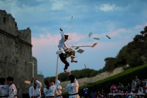 World Taekwondo Beach Championships Ρόδος τελετή έναρξης φωτογραφίες (12)