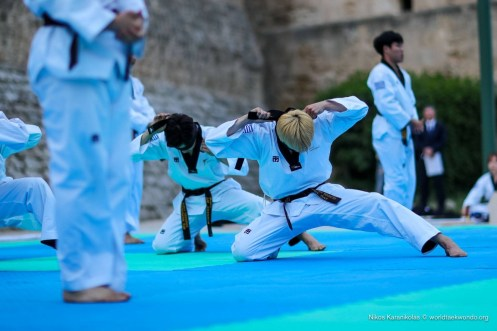 World Taekwondo Beach Championships Ρόδος τελετή έναρξης φωτογραφίες (1)
