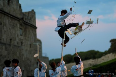 World Taekwondo Beach Championships Ρόδος τελετή έναρξης φωτογραφίες (10)