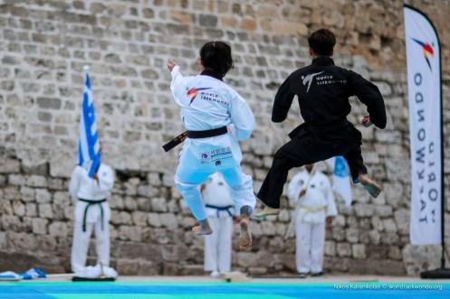 World Taekwondo Beach Championships Ρόδος τελετή έναρξης φωτογραφίες (9)