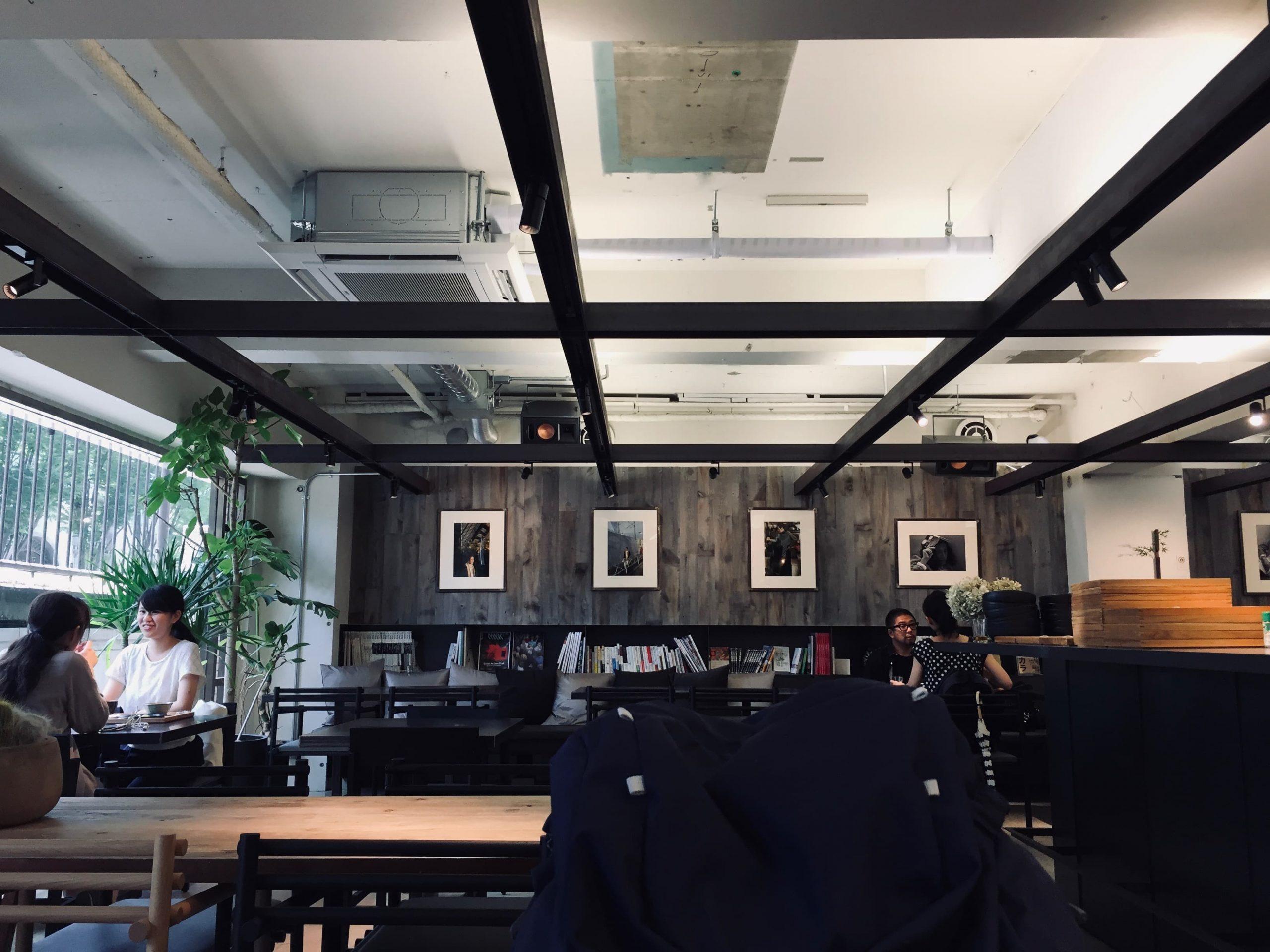 來自東京的員工餐廳,禾火食堂的另外一個想法原型。