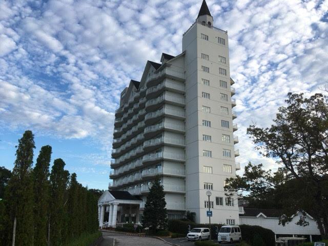 ホテルグリーンプラザ東条湖−外観