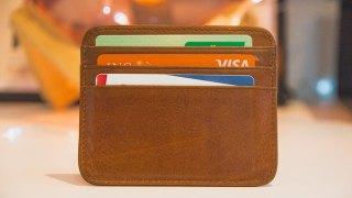 今使っているクレジットカードの整理