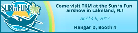 TKM Avionics at Sun n' Fun Florida 2017