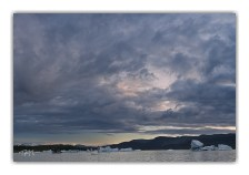 Iceberg Skyscape