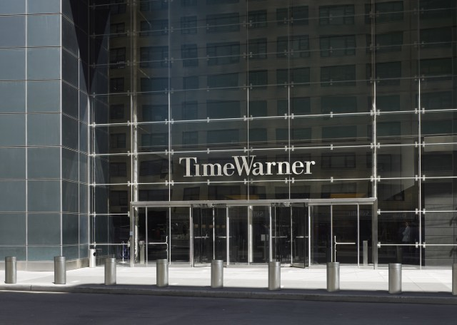 Courtesy of Time Warner, inc.
