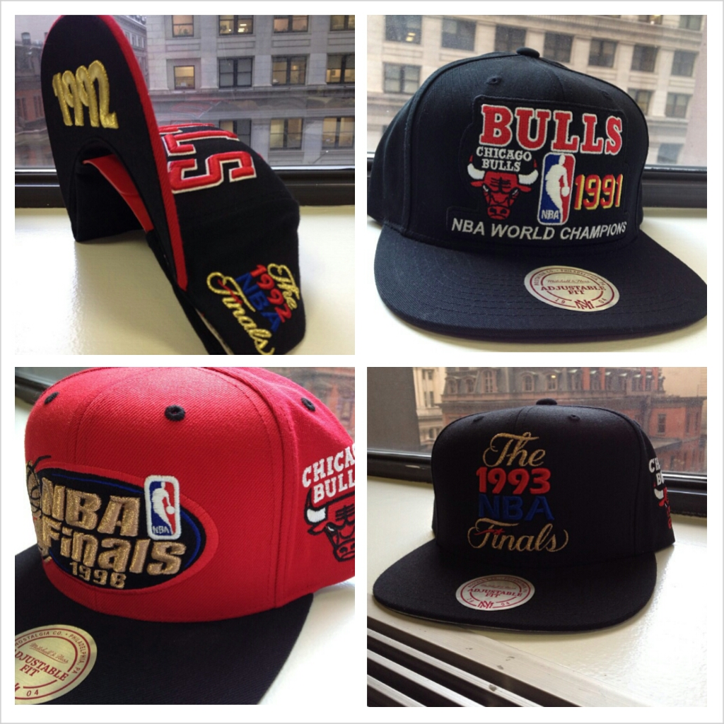 83d81a95 NEW MITCHELL AND NESS CHICAGO BULLS CHAMPIONS COLLECTION COMING SOON ...
