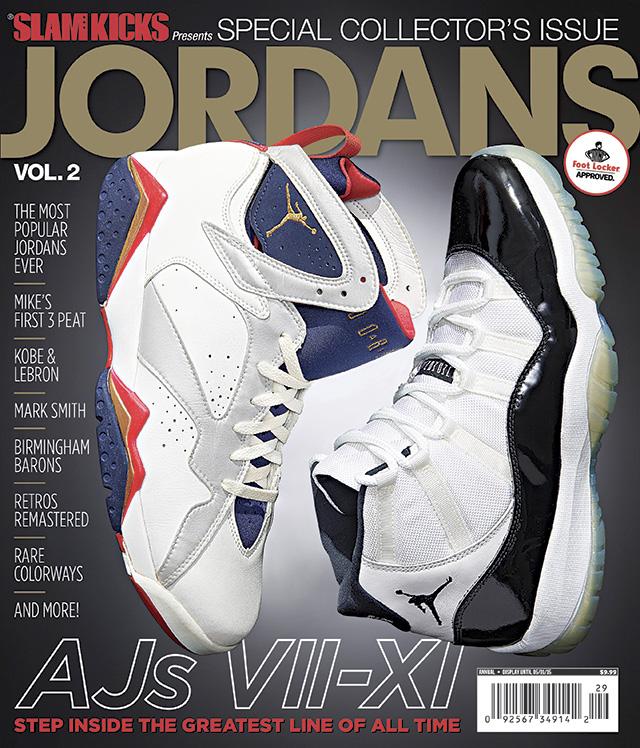 Jordans Vol. 2