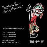 A TRIBE CALLED QUEST POP-UP SHOP