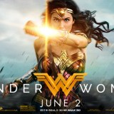 Wonder Woman in theaters now!