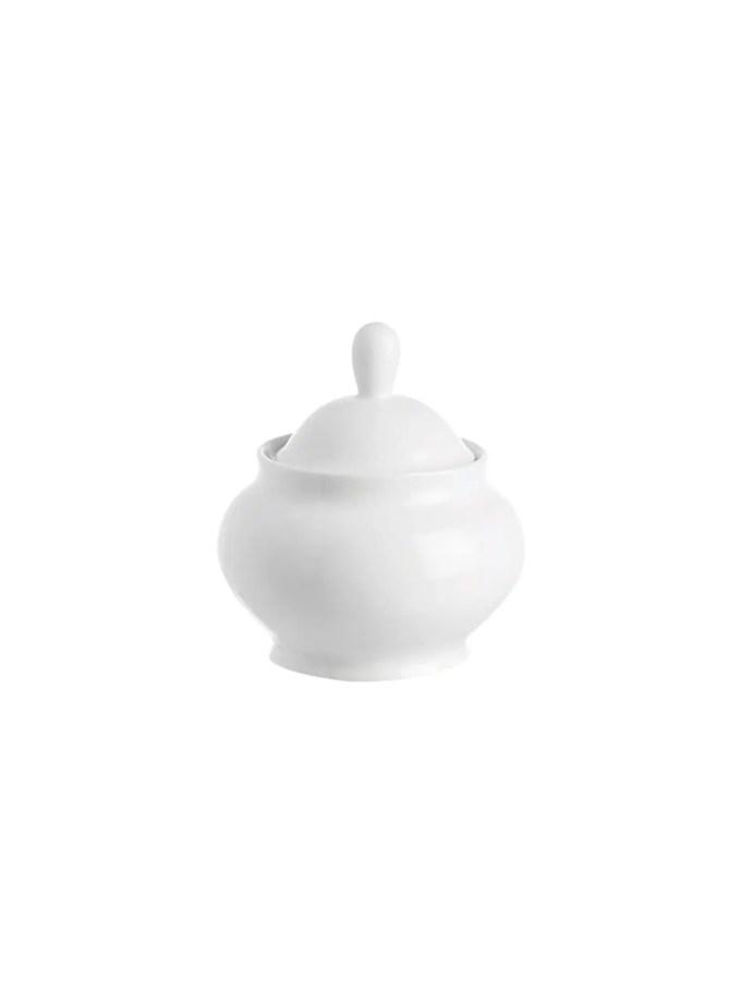 Cool Lemon Pink Flamingo Porcelain Ceramic Sugar and Creamer Set Milk Cream Sugar Jar Pot Container for Tea Party Coffee Tea