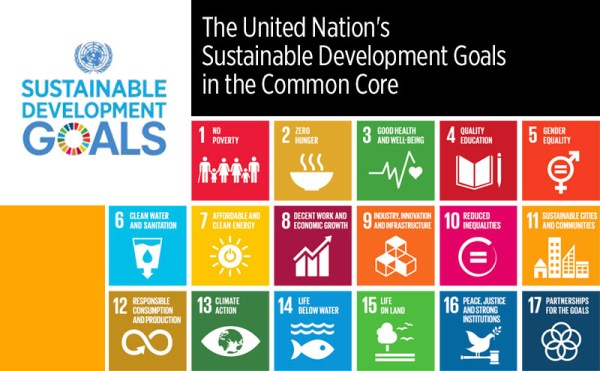 The United Nation's Sustainable Development Goals in the ...