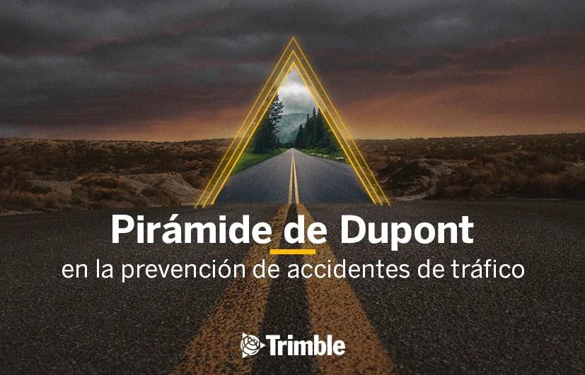 Un camino y la pirámide de Dupont