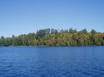 Fall Colours in Late September