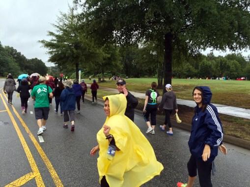 2015 St Jude 5K Walk - TLA And AUB - 2