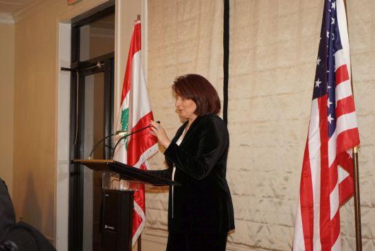 Honoring Dr Moise Khayrallah and Mr Chaoukat Nasrallah - 005