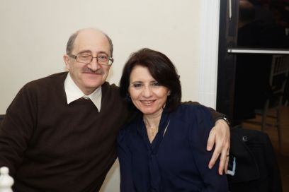 Honoring Dr Moise Khayrallah and Mr Chaoukat Nasrallah - 011