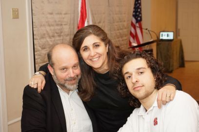 Honoring Dr Moise Khayrallah and Mr Chaoukat Nasrallah - 013