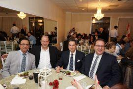 Honoring Dr Moise Khayrallah and Mr Chaoukat Nasrallah - 021