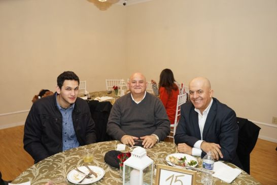 Honoring Dr Moise Khayrallah and Mr Chaoukat Nasrallah - 024