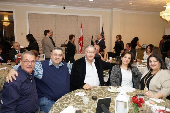 Honoring Dr Moise Khayrallah and Mr Chaoukat Nasrallah - 046