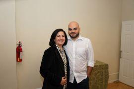 Honoring Dr Moise Khayrallah and Mr Chaoukat Nasrallah - 073