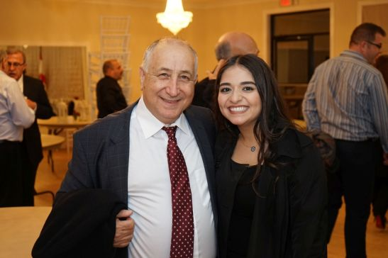 Honoring Dr Moise Khayrallah and Mr Chaoukat Nasrallah - 085