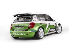 Škoda Fabia S2000 na sezónu 2012