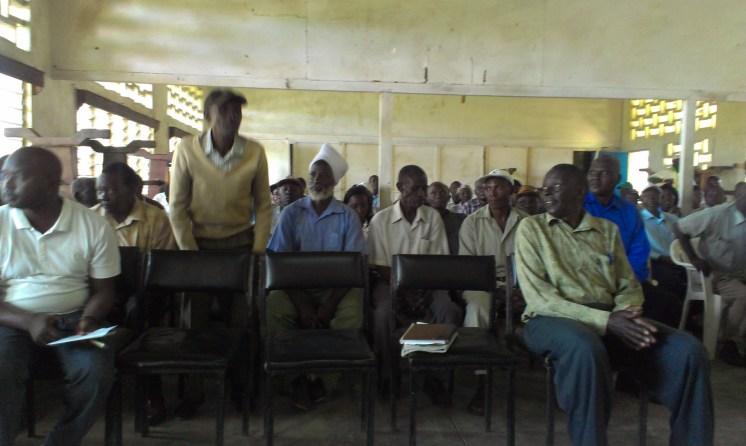 Prezentácia projektu na podporu socio-ekonomického rozvoja vidieka v oblasti Lamu vytvorením výrobno-obchodného reťazca produkcie Fair Trade BIO kešu orechov aich export z Kene do Európy, Severnej Ameriky a Číny.