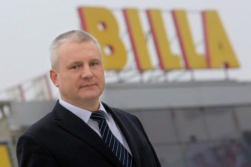 Dariusz Bator prichádza do BILLA Slovensko zo spoločnosti Tesco Poľsko, kde bol ako výkonný riaditeľ zodpovedný za rozvoj, sortimentnú a cenovú politiku dvesto deväťdesiatich supermarketov.
