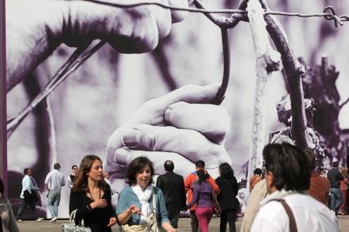 S počtom viac ako 148 000 návštevníkov Vinitaly v roku 2013 upevnila svoju pozíciu ako vedúca medzinárodná vinárska obchodná výstava. Foto: Ennevi-Veronafiere