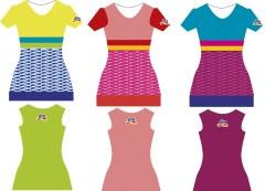 Vponuke sú tričká vtroch farebných úpravách, aby si každý zamestnanec vybral také, vakom sa bude cítiť najpohodlnejšie.