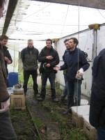 2013-03-03 Open tuin dag - Oesterzwam op stro enten met Gandazwam