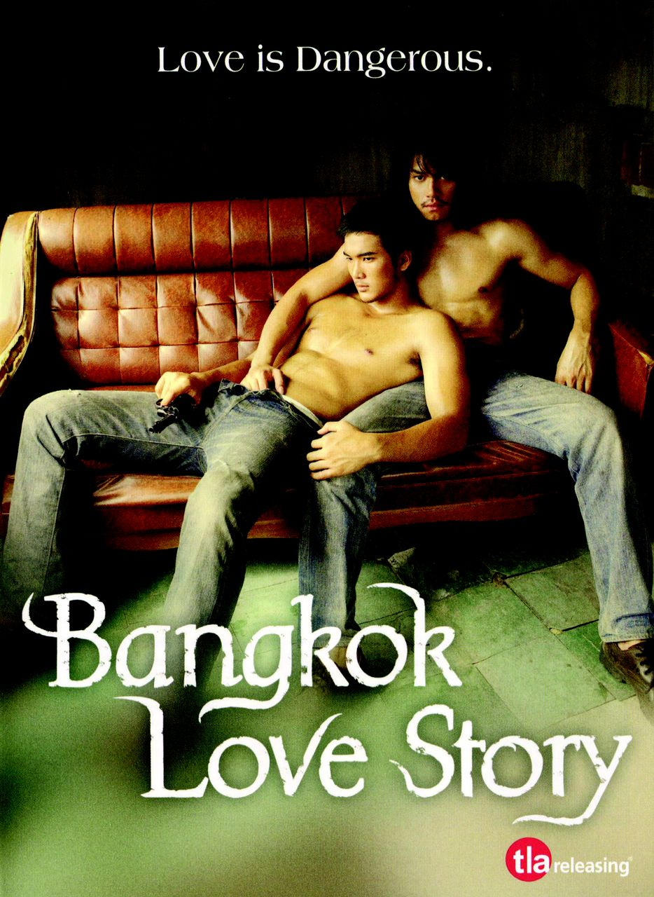 Poster do filme Bangkok Love Story