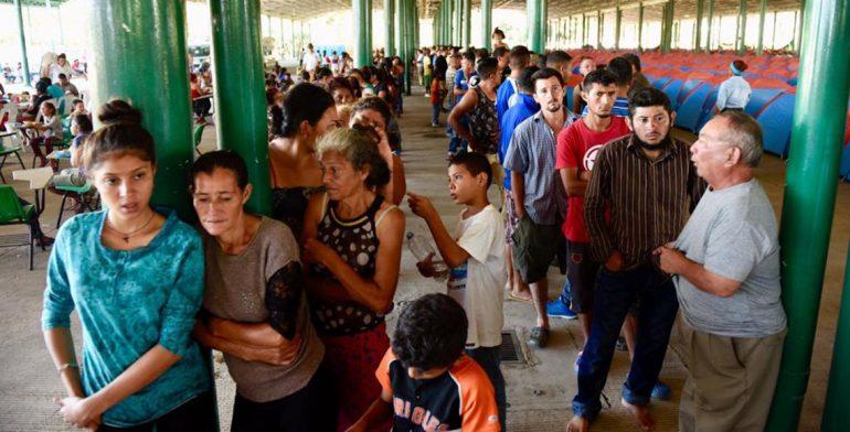 Resultado de imagen para Van mil 699 solicitudes de refugio de migrantes centroamericanos