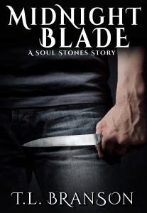 Midnight Blade Cover, Soul Stones