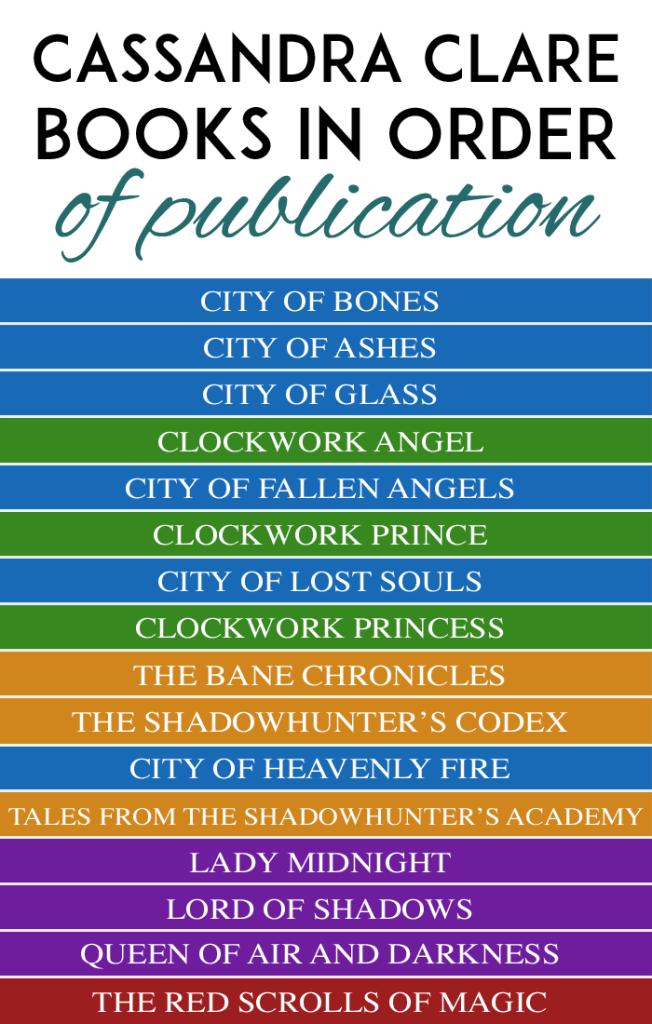 Order Instruments Mortal Books City Bones