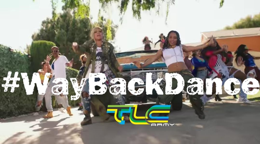 #WayBackDance