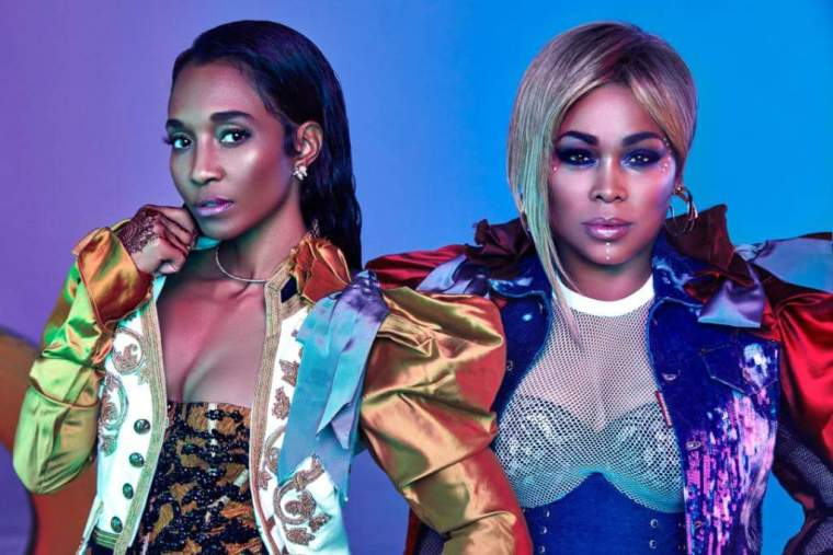 Tlc On Never Replacing Left Eye And Continuing Empowering Music