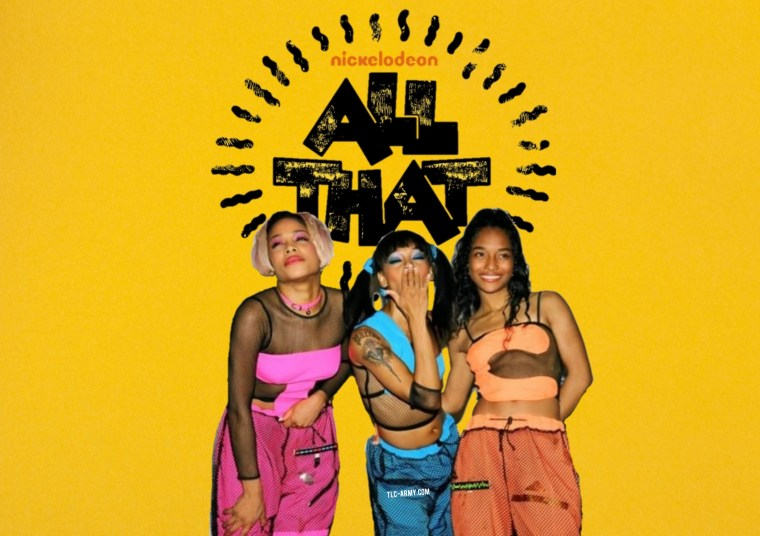 All That' Is Back – With The Original TLC Theme Song! | TLC-Army com