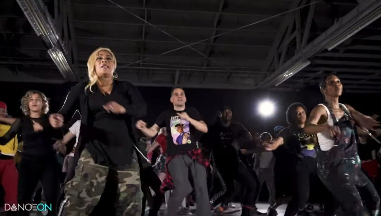 TLC DanceOn -
