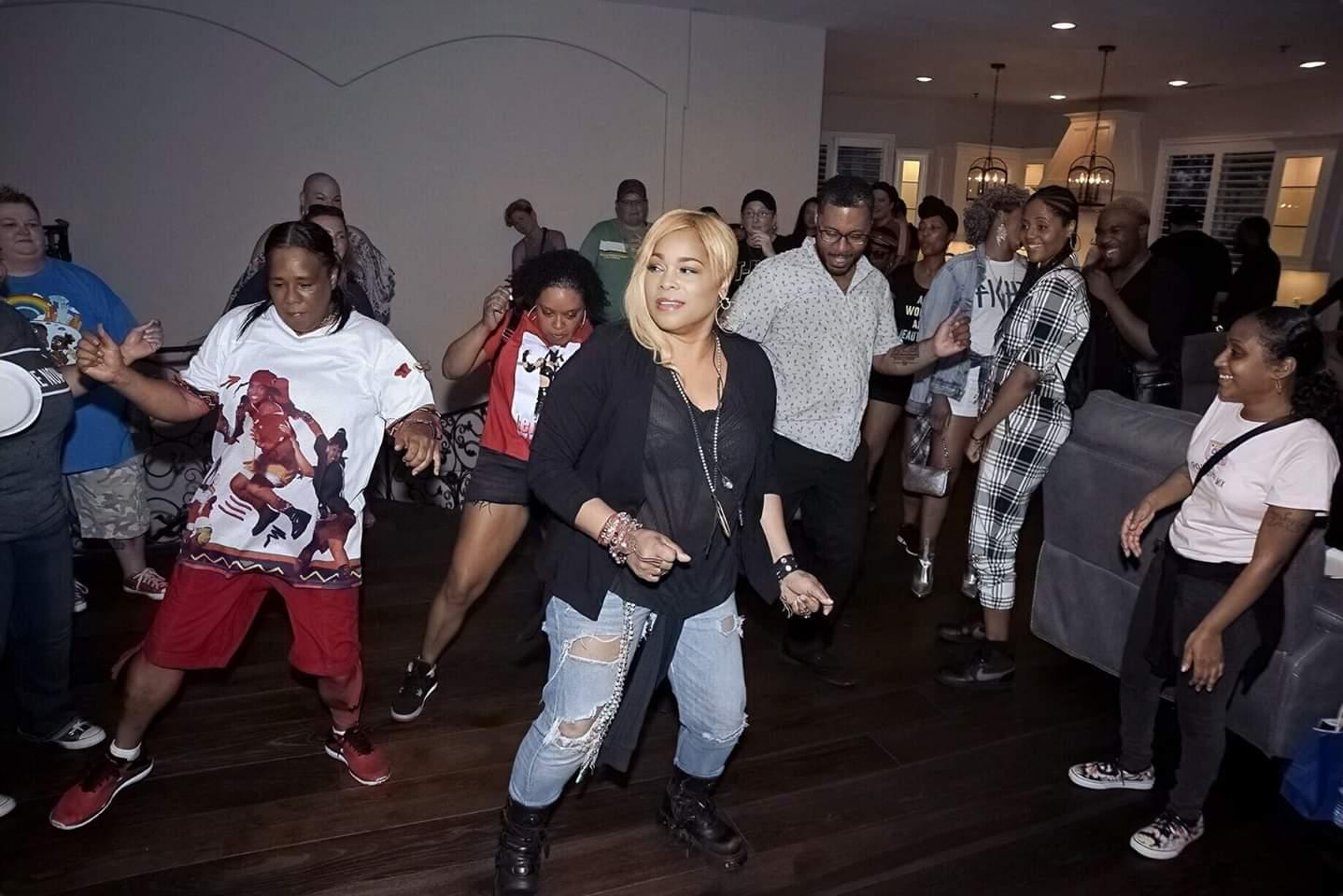 T-Boz House Party 2019 - TLC-ARMY.COM