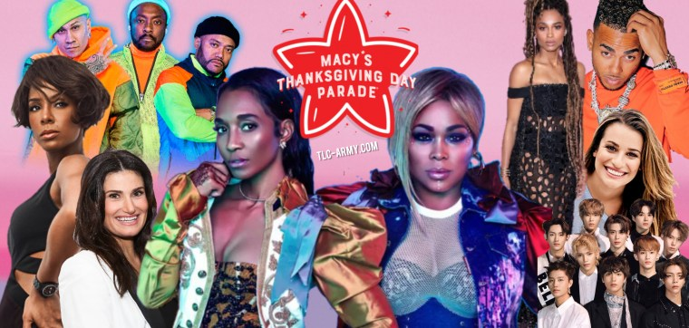 Macy's Thanksgiving Parade 2019 TLC-ARMY.COM