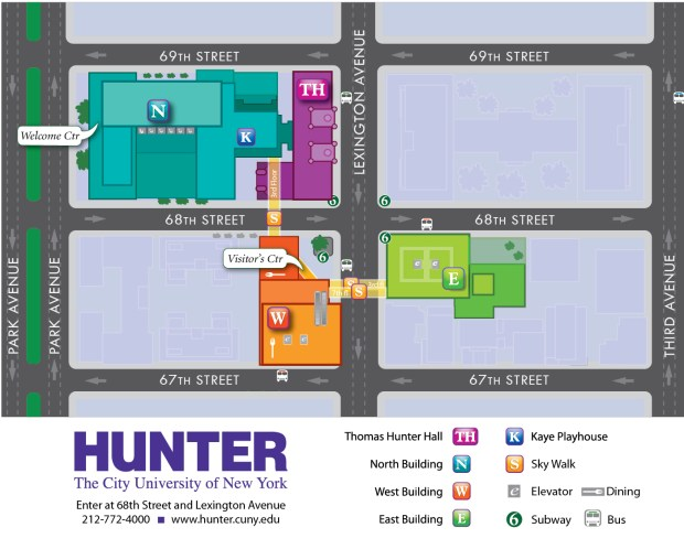 Cuny Hunter College Msw Program Tours