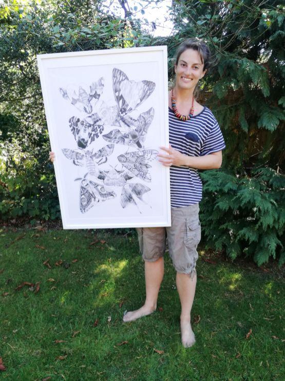 Aimee Jewitt Harris extra artwork
