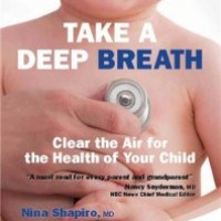 TLC Book Tour Review: Take A Deep Breath by Dr. Nina Shapiro