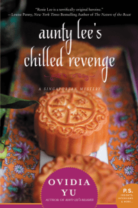 Aunty Lee's Chilled Revenge cover
