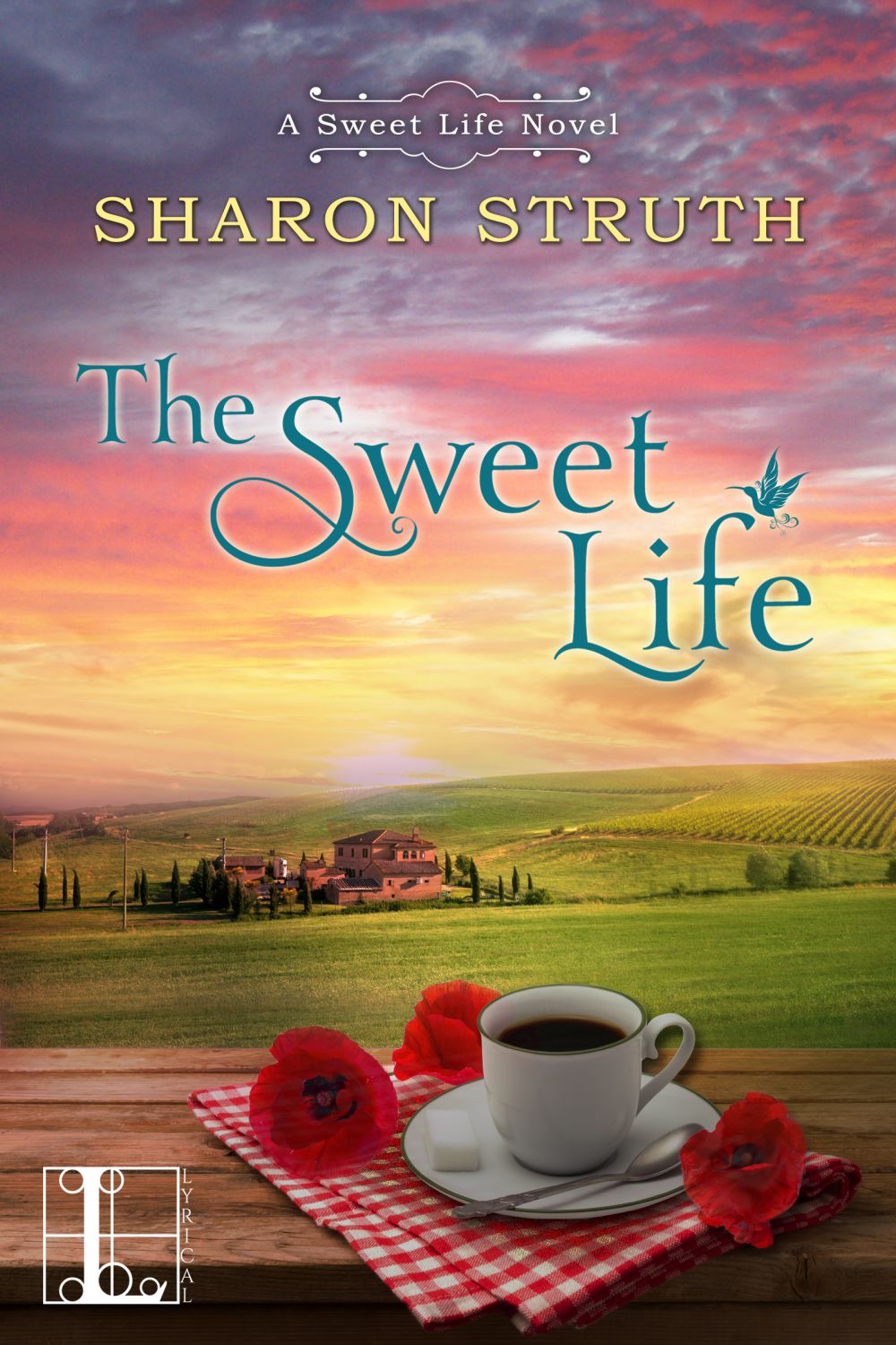 Image result for Sharon Struth author the sweet life