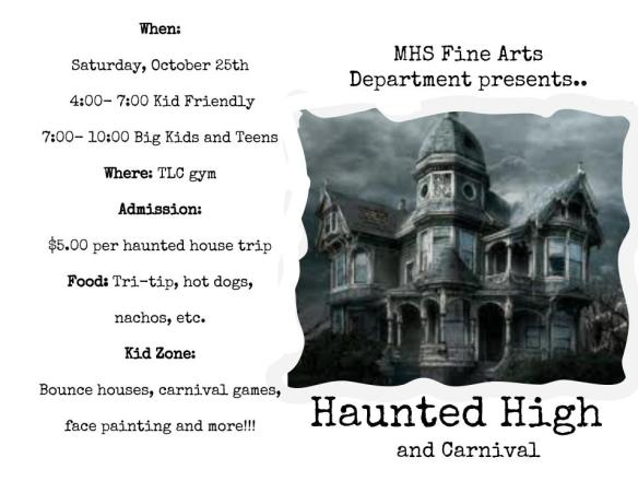 haunted high 2
